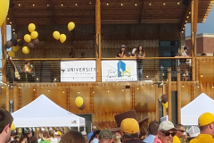 McMurry Companies - University of Wyoming Pep Rally Sponsor