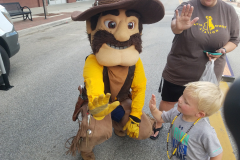 University of Wyoming Pep Rally