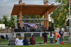 Summer Concert Series Sponsored by Hilltop National Bank