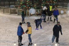 Ice Skating Grand Opening