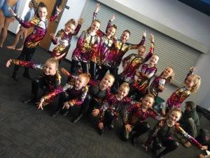 Rising Star dancers