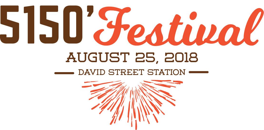 5150' Festival Logo