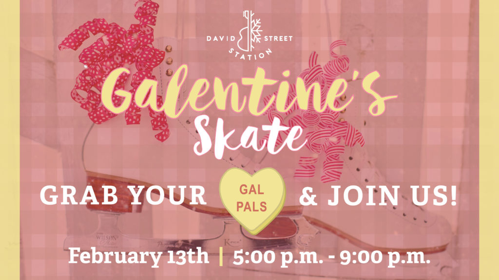 Galentine's Skate